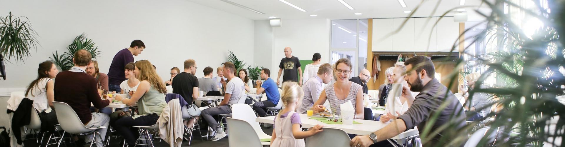 Citychurch München Frühstück