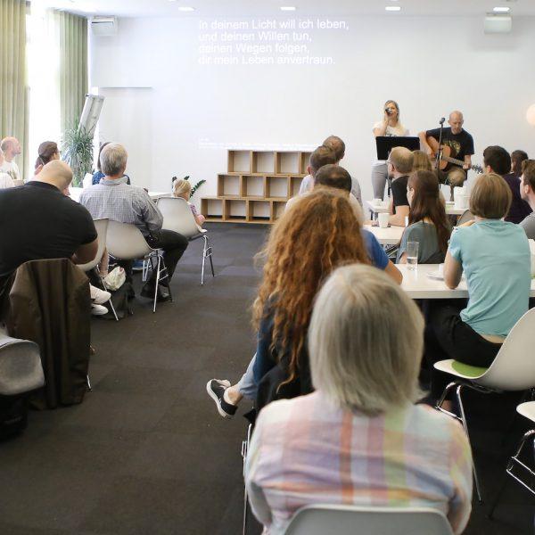 Citychurch München Gottesdienst