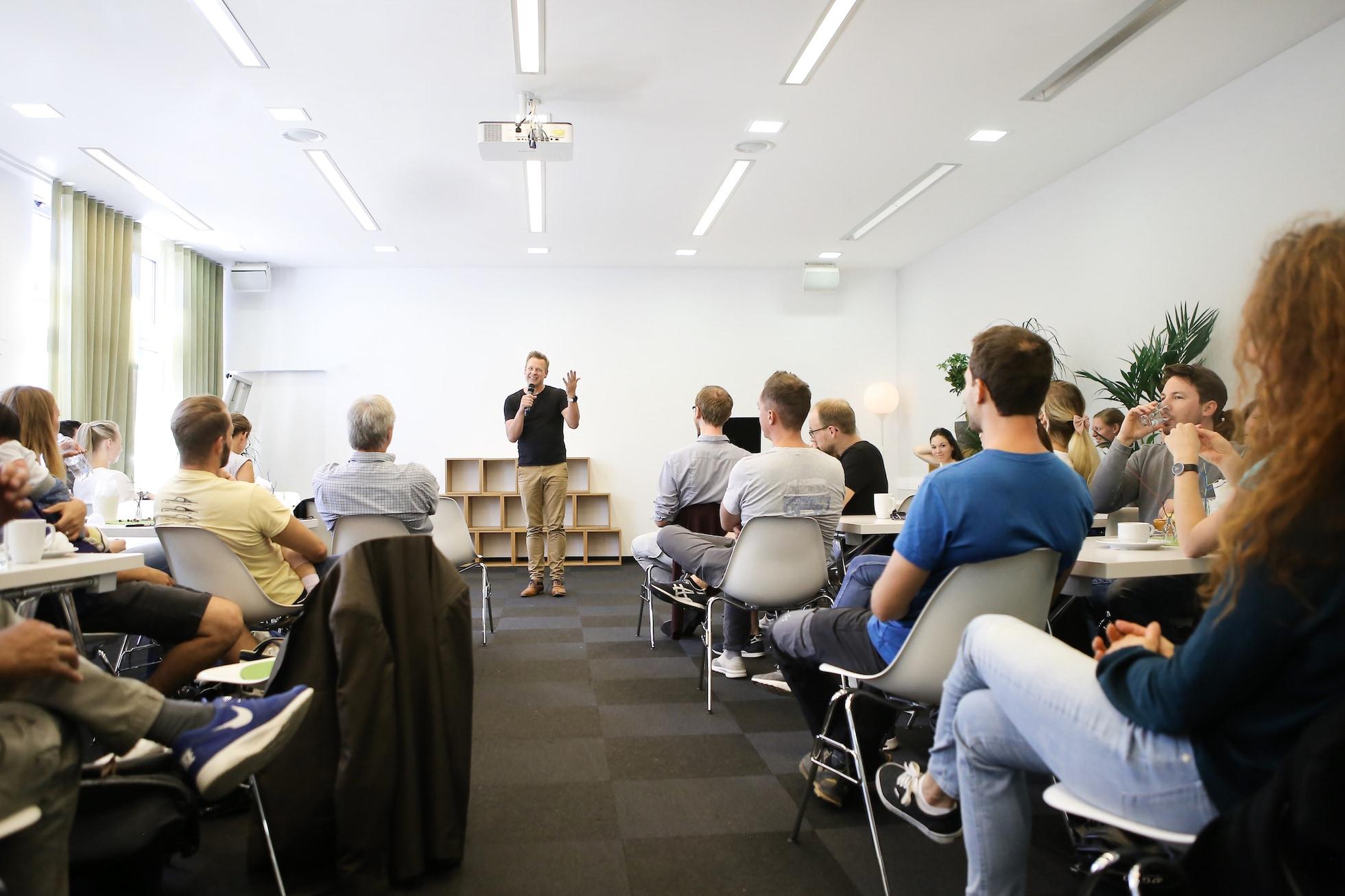 Predigt im Gottesdienst in der Citychurch München